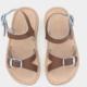 Cognac Carmel Sandals