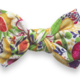 Baby Bling Printed Knot Avocado Fruit