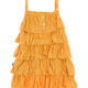 Kickee Pants Marigold Ruffle Dress