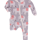 Kickee Pants Feather Indian Elephant Footie