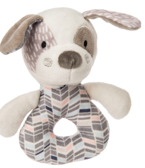 Decco Pup Rattle