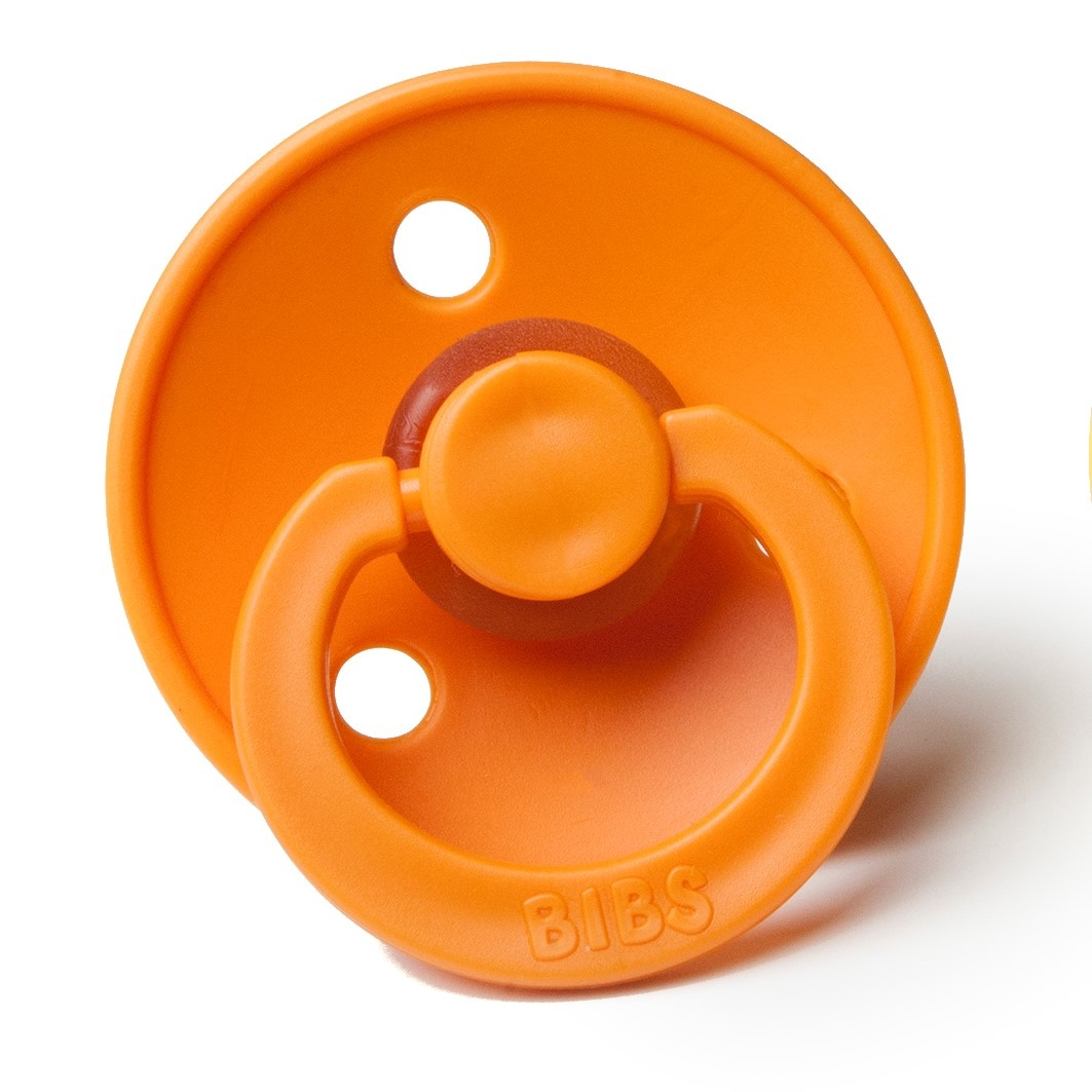 Bibs Pacifer Bibs Pacifier Apricot