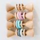 Bannor Toys Classic Wooden Rattle