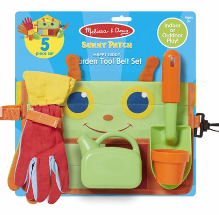 Melissa & Doug Happy Giddy Tool Belt Set
