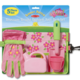 Melissa & Doug Blossom Bright Tool Belt Set