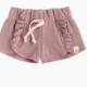 LuluAndRoo Rose Retro Shorts