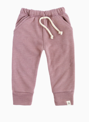 LuluAndRoo Baby Rose Skinny Jogger