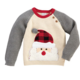 Mudpie Alpine Santa Sweater