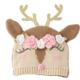 Mudpie Reindeer Girl Hat