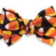 Baby Bling Printed Knot Candy Corn