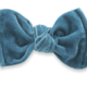 Baby Bling Velvet Knot Slate Blue