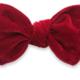 Baby Bling Velvet Knot Ruby