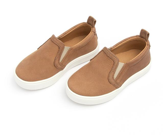 Freshly Picked Weathered Brown Slip-On Sneaker