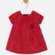 Mayoral Cherry Cord Dress