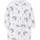 Little Me Panda Footie/Hat