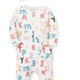 Little Me Alphabet Footie/Hat