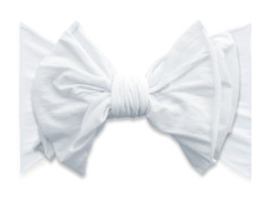 Baby Bling Big & Beautiful White Bow