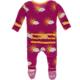 Kickee Pants Berry Sun Muffin Ruffle Footie