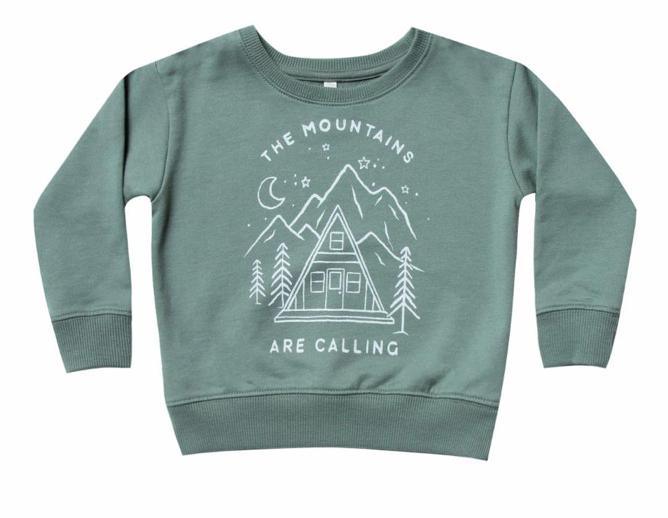 Rylee & Cru Spruce Mountains Sweatshirt