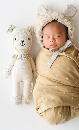 Cuddle + Kind Lucas The Llama Small