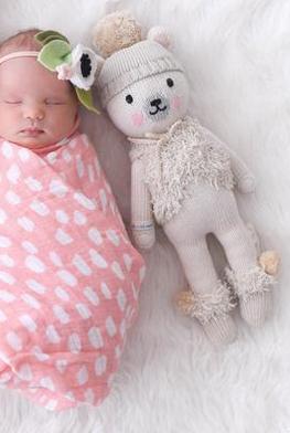 Cuddle + Kind Stella The Polar Bear Small