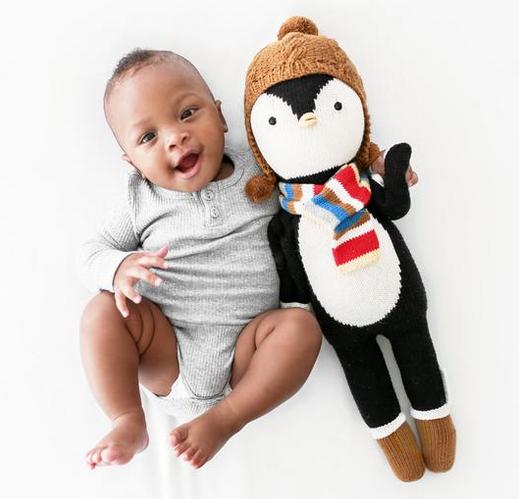 Cuddle + Kind Everest The Penguin Large