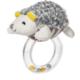 Sunshine Hedgehog Ring Rattle