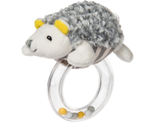 Sunshine Hedgehog Ring Rattle