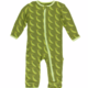 Kickee Pants Grasshopper Sweet Pea Coverall