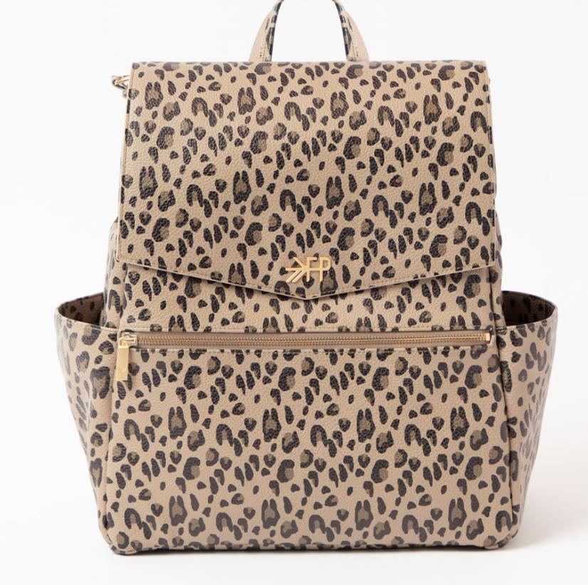 Freshly Picked Leopard Classic Diaper Bag