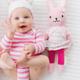 Cuddle + Kind Chloe The Bunny Small