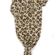 Gigi And Max Leopard Gown/Bow