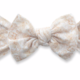 Baby Bling Printed Knot Pretty in Peach