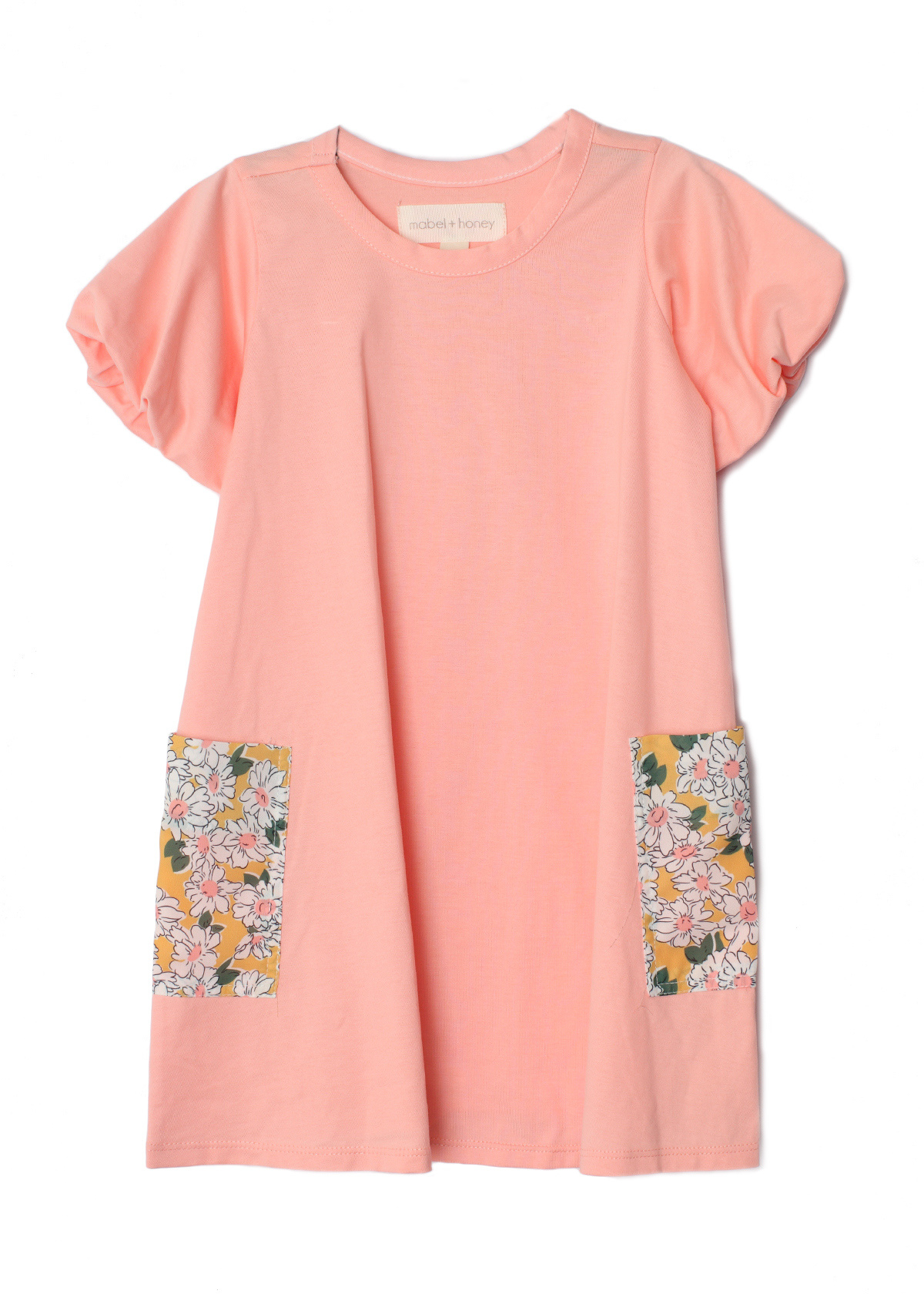 Mabel + Honey Natural Breeze Pink Dress