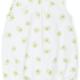 Little Me White/Green Avocado Romper