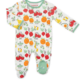 Magnificent Baby Perfect Puns Magnetic Footie