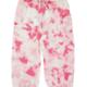 Feather 4 Arrow Rose Tie Dye Pants