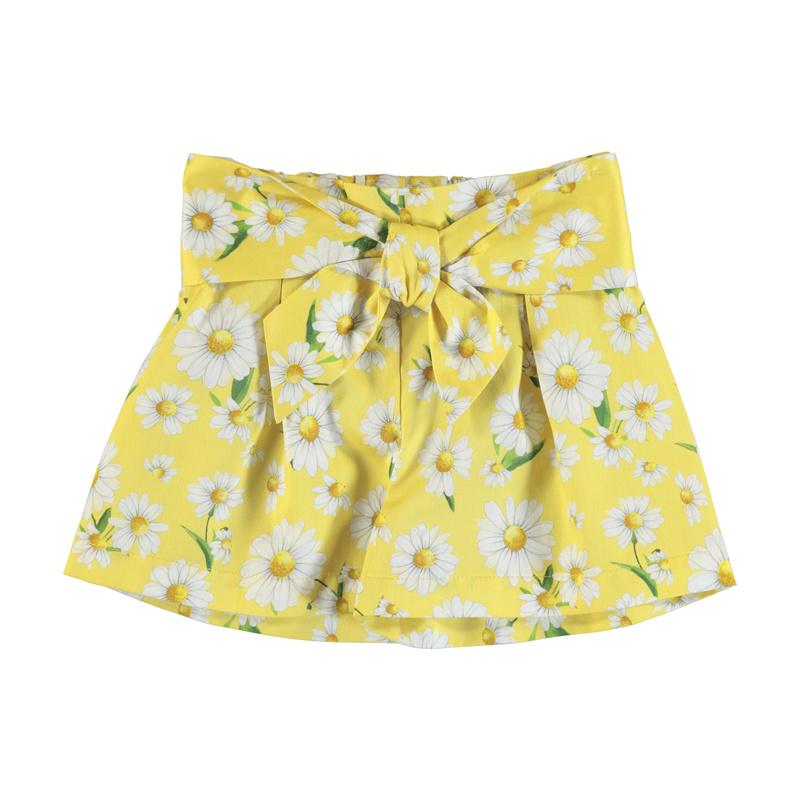 Mayoral Sunflower Shorts