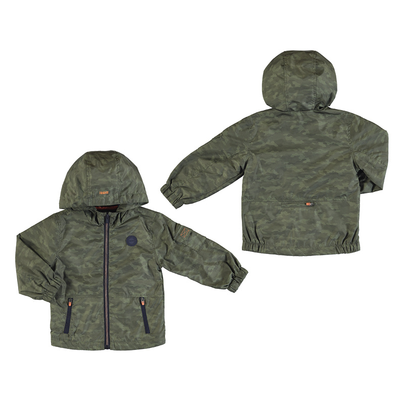 Mayoral Camouflage Windbreaker