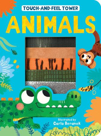 Penguin Random House Touch Animal