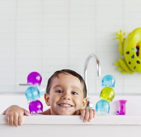Tomy Jellies Bath Toy