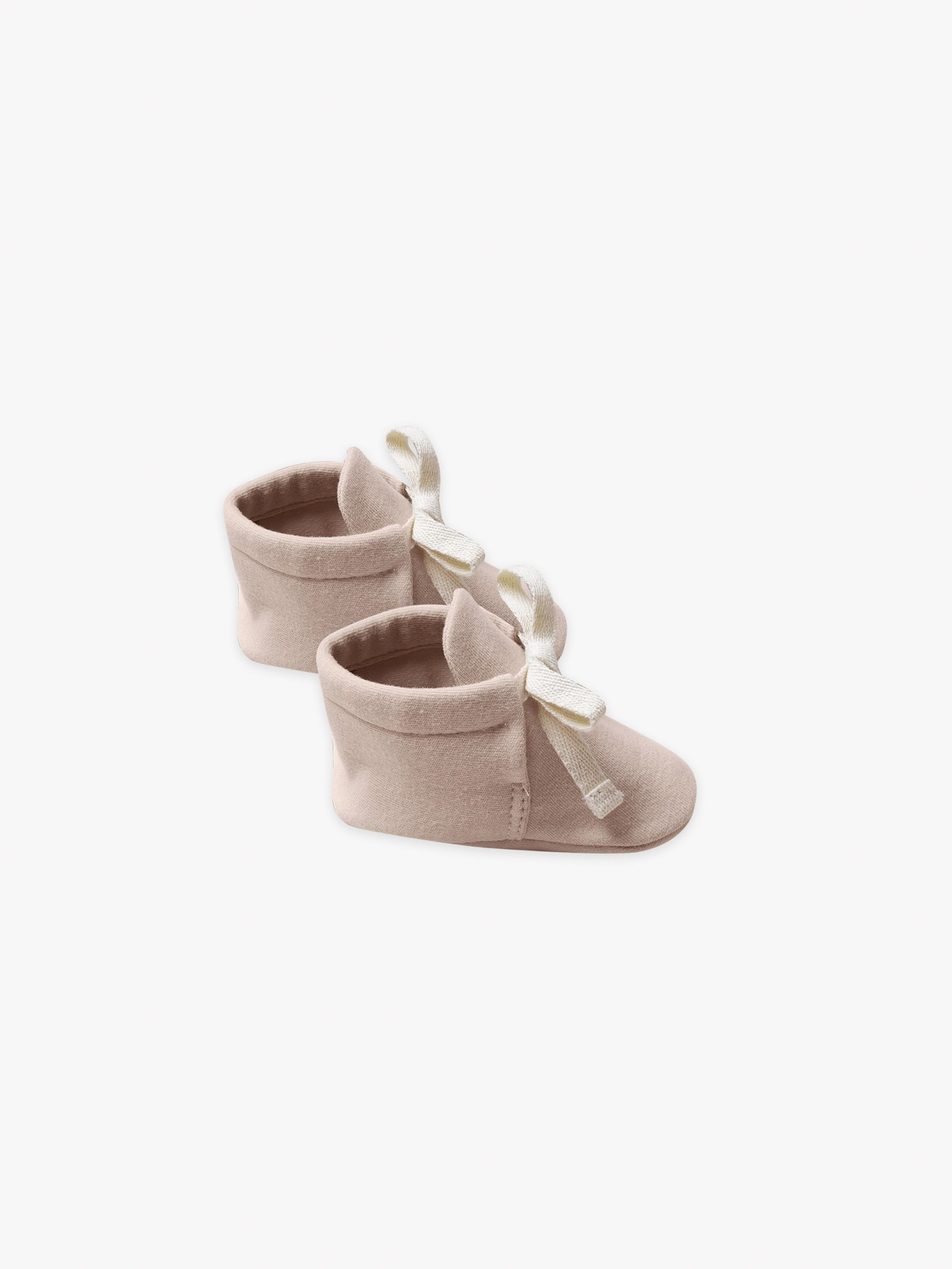 Quincy Mae Baby Booties Petal
