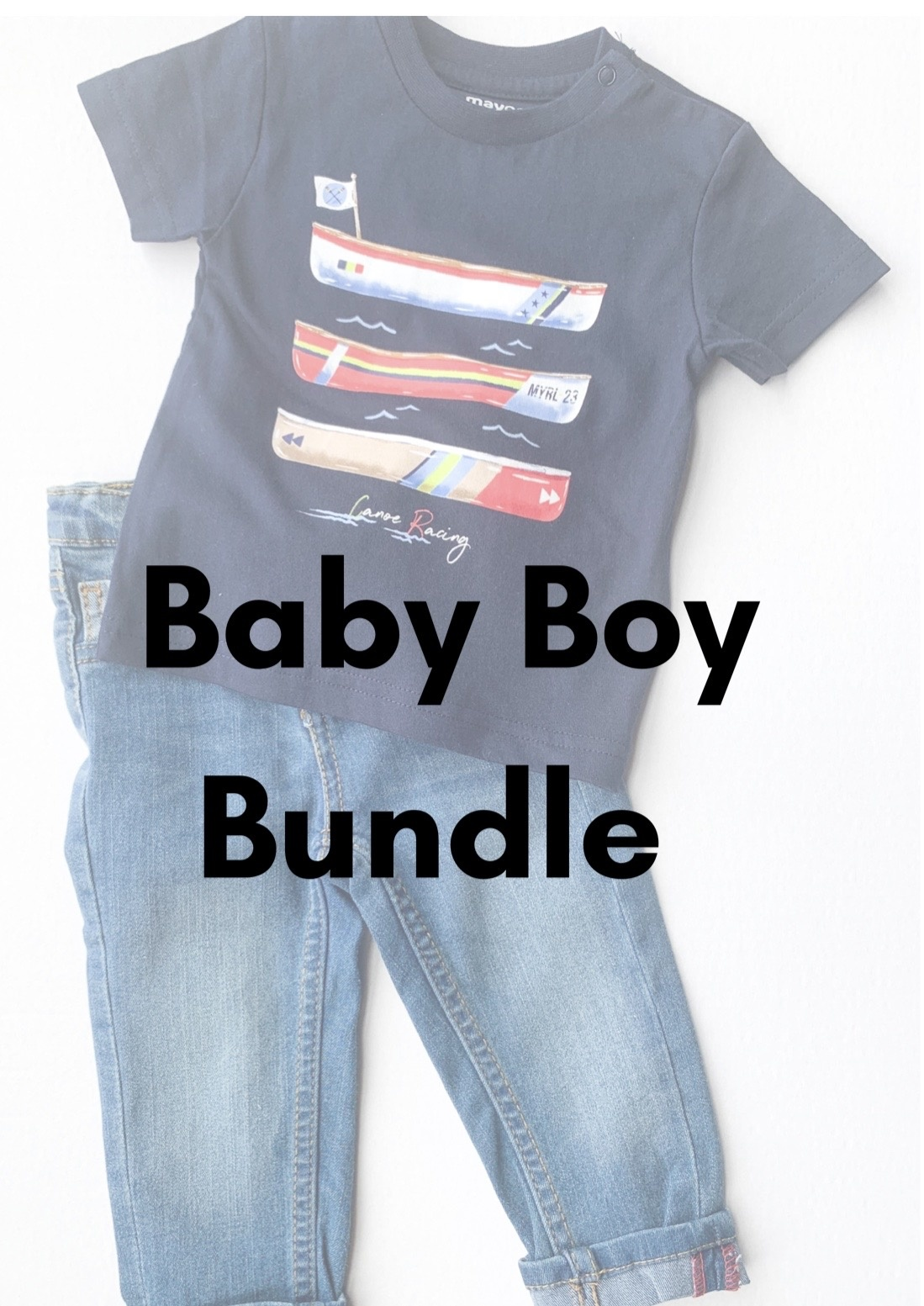 Mystery Clothing Bundle - Baby Boy