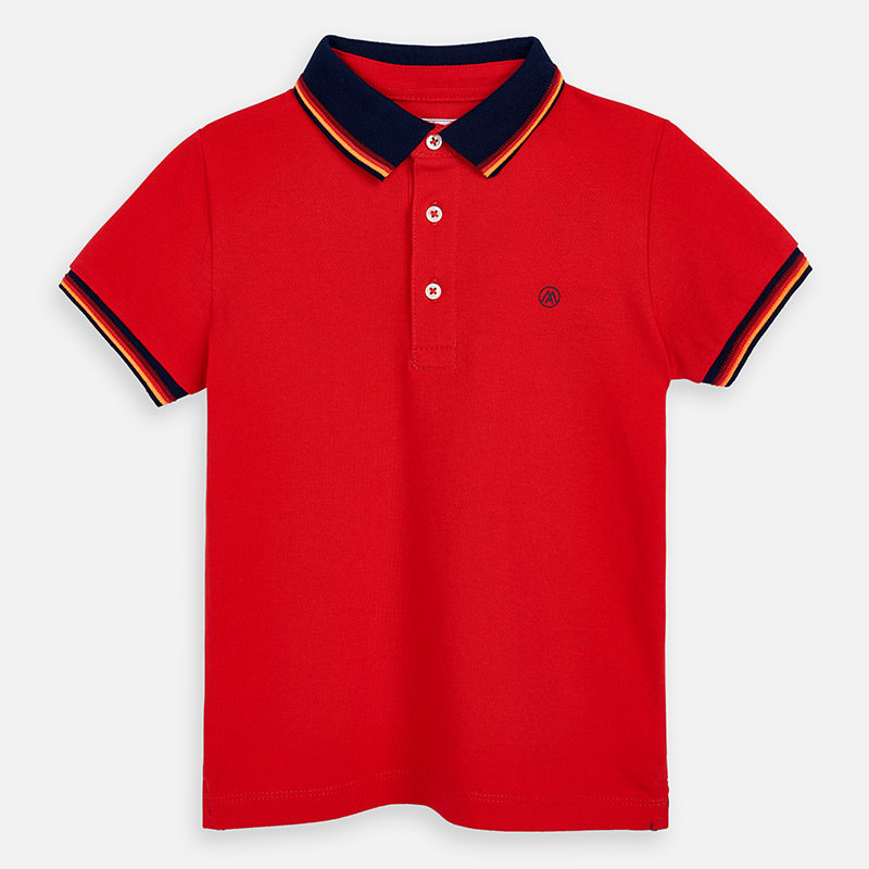 Mayoral Red Jack Polo