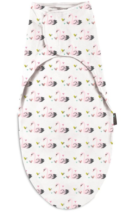 Lucy Darling Little Love Swaddle
