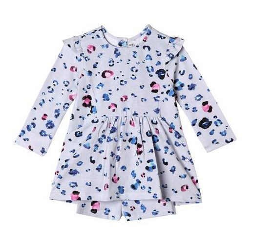 Art & Eden Mini Leah Dress Spot