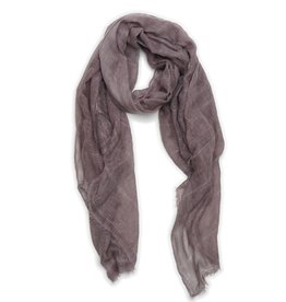 Pom Pom at Home Soho Scarf - Mauve