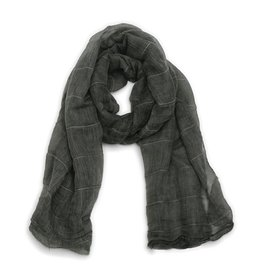 Pom Pom at Home Soho Scarf - Ash