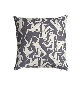 Banquet Atelier & Workshop Wild Men Linen Pillow