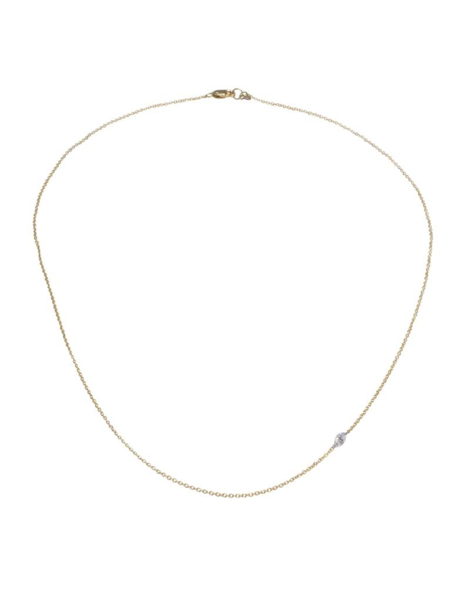TAP by Todd Pownell Marquise Necklace